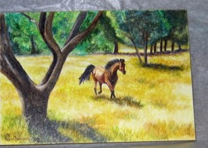 horse-running-in-gold-field-by-hosslass-art