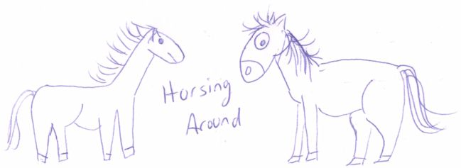 Images of Easy to Draw Horses Horses Are Not as Easy to Draw