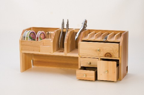 Woodwork Desk Organiser Plans PDF Plans