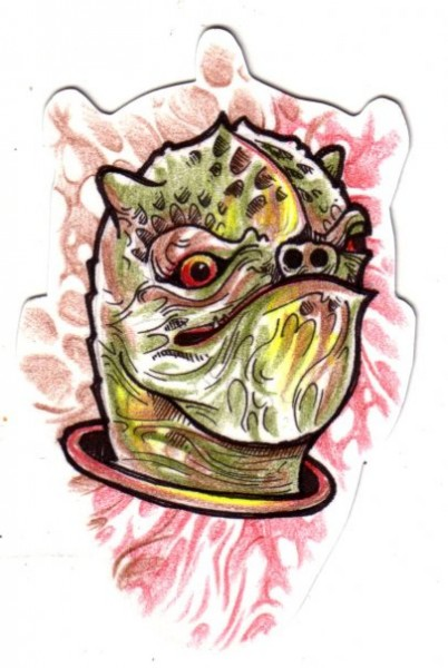 Collin David Star Wars Series V Sketch Card 402x600 Comments and ratings for Beautiful Sexy Ladies #5
